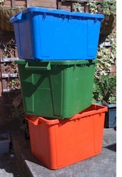 GreenBoxDay Recycling Reminders by Email.